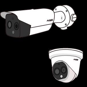 体表面温度測定サーマルカメラ