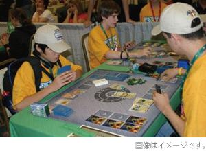 大手カードゲーム会社