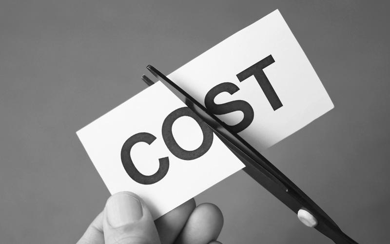 作業コストの削減