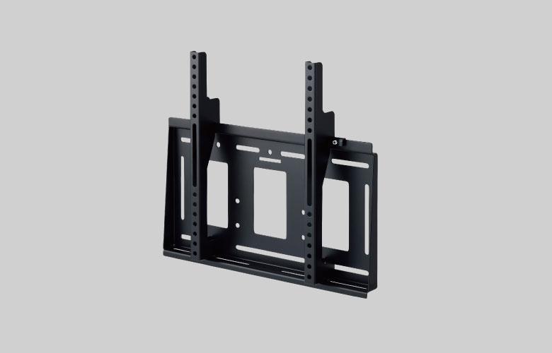 壁掛金具 MH-651B 〜55V型対応 角度固定タイプ