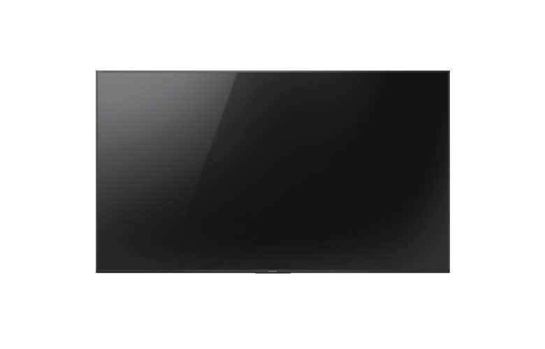 SONY BRAVIA 49/43V型FWシリーズ 4K 業務用ディスプレイ 縦設置可能