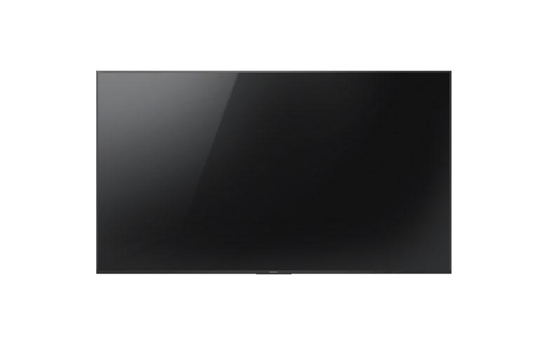 SONY BRAVIA 65/55V型FWシリーズ 4K 業務用ディスプレイ 縦設置可能