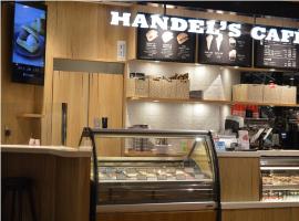 「株式会社フレックス(HANDEL'S CAFE ルクア大阪店)」様
