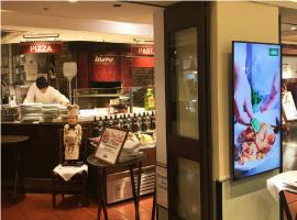 「マーケットレストランAGIOルミネ横浜店」様