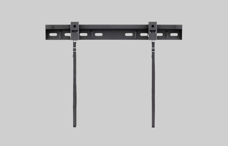 壁掛金具 STD-002-BK 26〜55V型対応 スタンダードタイプ