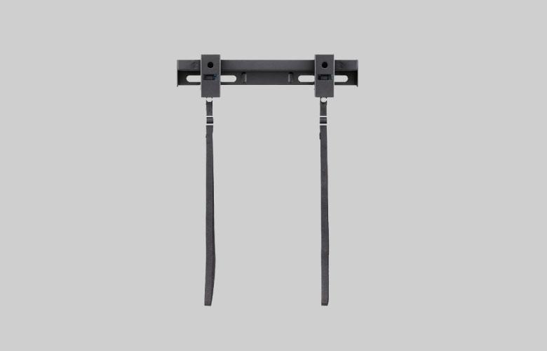 壁掛金具 STD-003-BK 26〜43V型対応 スタンダードタイプ