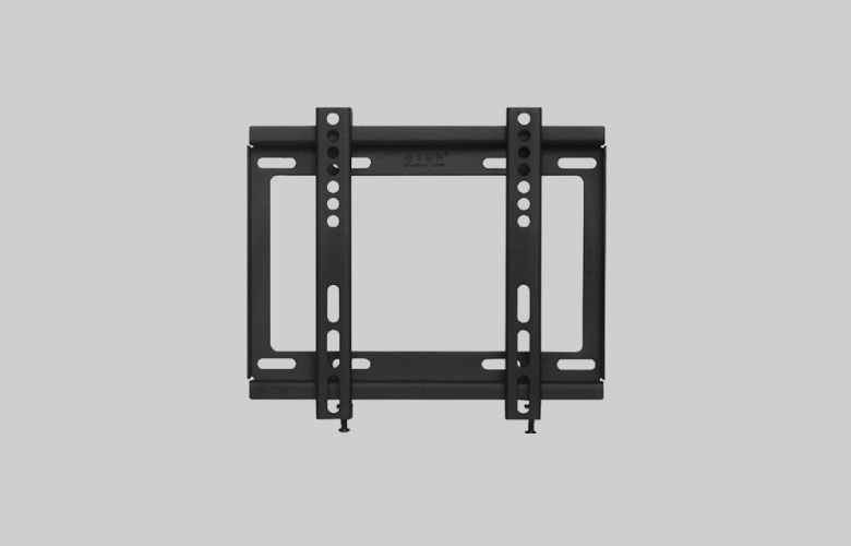 壁掛金具 STD-004-BK 26〜43V型対応 スタンダードタイプ