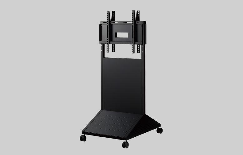 ディスプレイスタンド XS-3247R 〜50V型対応 両面