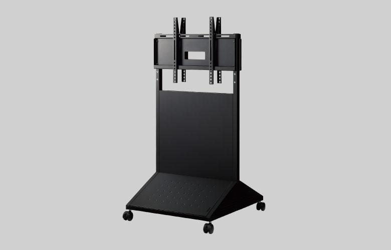 ディスプレイスタンド XS-4860R 〜65V型対応 両面